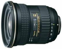 Объектив Tokina AT-X 17-35mm f/4 Pro FX Nikon F