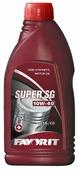 Моторное масло Favorit Super SG 10W-40 1 л