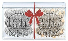 Резинка Invisibobble Holiday Duo Pack 6 шт.