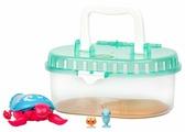 Робот Moose Little Live Pets Черепашка и друзья в аквариуме 28563