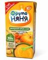 Пюре ФрутоНяня крем-суп овощной из тыквы, картофеля и моркови (с 6 месяцев) 200 г, 1 шт