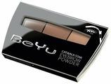 BeYu Тени для бровей Catwalk Star Eyebrow Powder