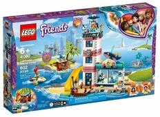 Конструктор LEGO Friends 41380 Спасательный центр на маяке