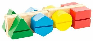 Развивающая игрушка Мир деревянных игрушек Д189