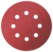 Шлифовальный круг на липучке BOSCH 2608605642 125 мм 5 шт
