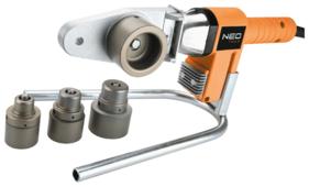 Аппарат NEO 21-001 для сварки полимерных труб 650Вт 4 сварочные втулки