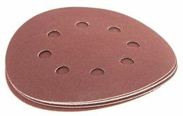 Шлифовальный круг на липучке Hammer 214-008 125 мм 5 шт