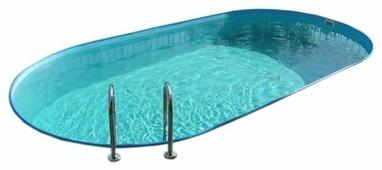 Бассейн Ibiza DL 0-150 Овальный (5.25 × 3.2 × 1.5 м)
