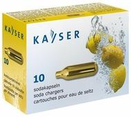 Газовый баллон для сифона Kayser CO2 soda 10 шт.