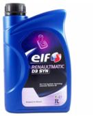 Трансмиссионное масло ELF Renaultmatic D3 SYN