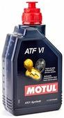 Трансмиссионное масло Motul ATF VI