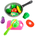 Набор продуктов с посудой Mary Poppins Овощи в сковороде 453045