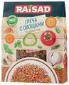 RAISAD Греча с овощами По-домашнему 200 г