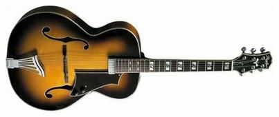 Полуакустическая гитара Peerless Port Town