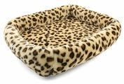 Лежак для кошек, для собак Гамма Шарлотта медиум 56х46х12 см