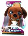 Мягкая игрушка IMC Toys Club Petz Mini Walkiez Щенок