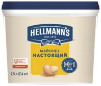 Hellmann's Майонез Hellmann s Настоящий 78%