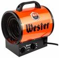 Wester TB-5000, Тепловентилятор электрический, 5кВт; 220 B; 400м.куб/ч;78 град; 45м2; 4.8кг