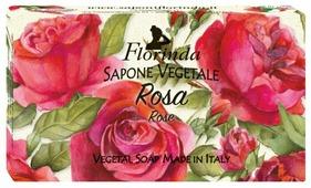 Мыло кусковое Florinda Магия Цветов Роза
