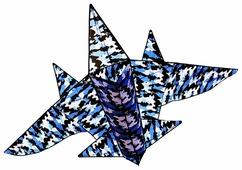 Воздушный змей BRADEX Самолет