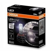 Лампа автомобильная светодиодная Osram FOG LAMP H8/H11/H16 66220CW 12V 132 2 шт.