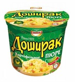 Doshirak Картофельное пюре со вкусом курицы 40 г