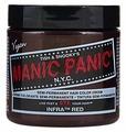 Крем Manic Panic High Voltage Infra Red красный оттенок