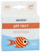 Нилпа pH тест тесты для аквариумной воды