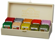 Чай Ahmad tea Contemporary ассорти подарочный набор в пакетиках