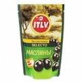 ITLV Маслины Selecto без косточки, вакуумный пакет 170 г