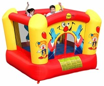 Надувной комплекс Happy Hop Веселый Клоун 9320