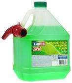 Жидкость для стеклоомывателя LUXE Лайм, -30°C, 4 л
