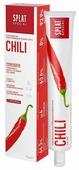Зубная паста SPLAT Special CHILI, мята