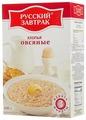 Русский завтрак Хлопья овсяные, 400 г