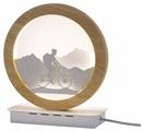 Ночник Dream Lights Горы и велосипедист DL-C053-5T