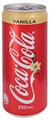 Газированный напиток Coca-Cola Vanilla
