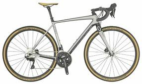 Шоссейный велосипед Scott Addict Gravel 30 (2019)