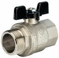Кран шаровый STOUT SVB-0004-000032 муфтовый (ВР/НР), латунь