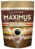 Кофе растворимый Maximus 100% Арабика Colombia сублимированный