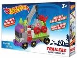 Конструктор Bauer Hot Wheels 721 Trailerz Traker + Flint