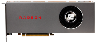 Видеокарта PowerColor Radeon RX 5700 1465MHz PCI-E 4.0 8192MB 14000MHz 256 bit HDMI HDCP