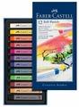 Faber-Castell Набор сухой мягкой пастели Gofa, 12 цветов