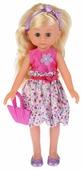 Интерактивная кукла Карапуз Полина Маленькая модница, 33 см, POLI-01-А-RU