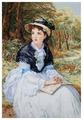 Алиса Набор для вышивания крестиком Счастливые мечты 28 х 37 см (4-09)
