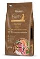 Корм для щенков Fitmin ягненок, лосось с рисом