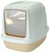 Туалет-домик для кошек Homecat 3519974/3519967/3519967_зеленый/3519950/3519943 53х39х48 см