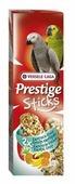 Лакомство для птиц Versele-Laga с экзотическими фруктами Prestige для крупных попугаев