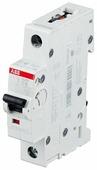 Автоматический выключатель ABB S201 1P (C) 6kA