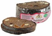 Хлебное местечкО Хлеб Земгальский, пшенично-ржаная мука, бездрожжевой, в нарезке 250 г