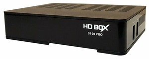 Спутниковый ресивер HD BOX S100 Pro